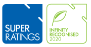 SuperRatings Infinity Recognised 2017