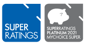 SuperRatings MyChoice Platinum Performance 2021