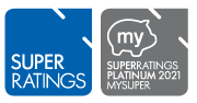 SuperRatings MySuper Platinum Performance 2021