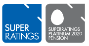 SuperRatings Platinum Pension 2017
